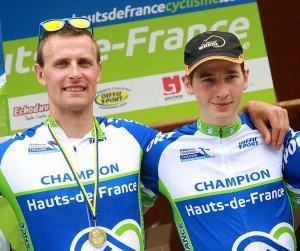 JEUMONT FFC - Champions régioanux